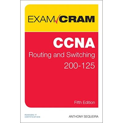 CCNA Routing and Switching 200-125 Exam Cram (Exam Cram (Pearson)) - [Livre en VO]