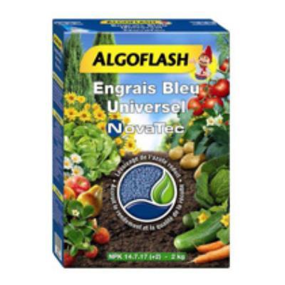 ALGOFLASH - Engrais Bleu Universel Novatec 2KG