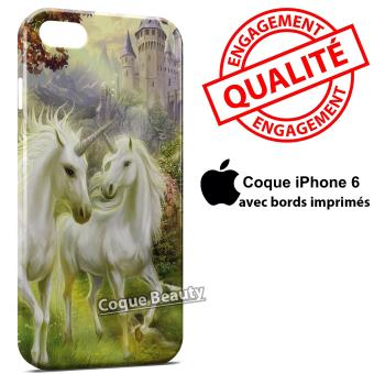 coque licorne iphone 6