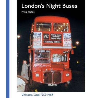 London's Night Buses: v. 1