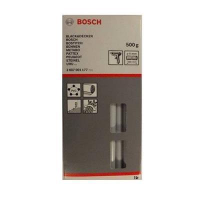 Bosch 2607001177 Bâtonnet Pour Pistolet à Colle 11 X 200 Mm / 500 G