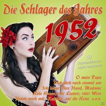 Die Schlager Des 1952
