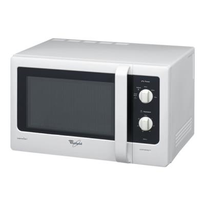 Whirlpool MWD 301 WH - Four micro-ondes monofonction - pose libre - 20 litres - 700 Watt - blanc