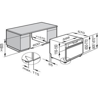 magasin en ligne fe12b 67bde Lave-vaisselle encastrable Miele G 6630 SCI BB BLANC - Achat ...