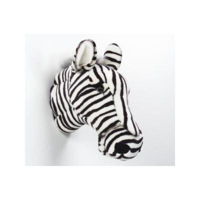 Bibib and Co - Peluche trophée zebre