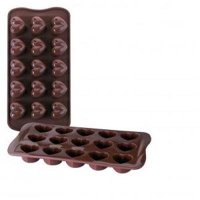 IBILI - Ustensiles et accessoires de cuisine - plaque silicone chocolat gift ( 860308N-6 )