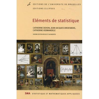 Elements De Statistique 6E Edition Revue Et Augmentee