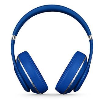 apple beats studio casque sans fil bluetooth bleu casques et ecouteurs achat prix fnac. Black Bedroom Furniture Sets. Home Design Ideas