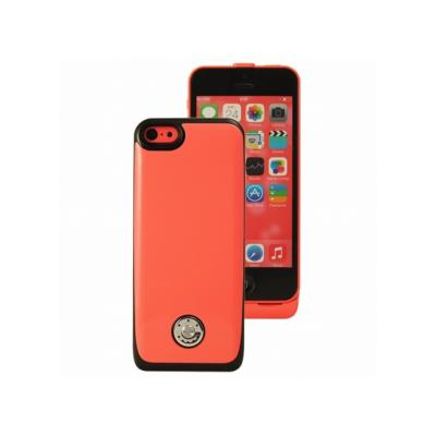 Coque rechargeable 3000 Mah compatible iPhone 5 5 5C Vert