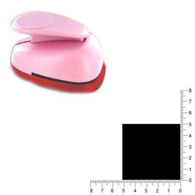 Maxi perforatrice - Carré - 5,3 cm