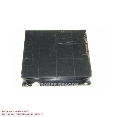 filtre charbon x2 pour hotte roblin
