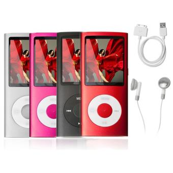 lecteur mp4 4gb argent mp3 audio vid o achat prix fnac. Black Bedroom Furniture Sets. Home Design Ideas
