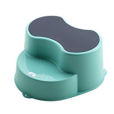 Rotho babydesign marche pied top line bleu curaçao