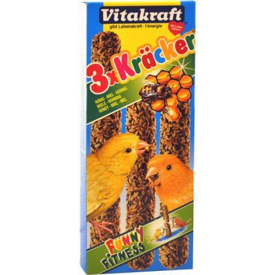 Kracker pour canaris au miel vitakraft