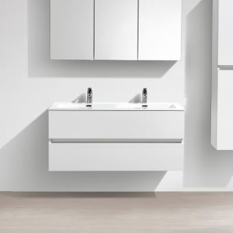 Meuble salle de bain design simple vasque SIENA largeur 80 ...