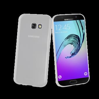191f798ef416f5 Muvit Crystal Soft - Coque de protection pour téléphone portable -  transparent - pour Samsung Galaxy A3 (2017) - Etui pour téléphone mobile -  Achat   prix   ...