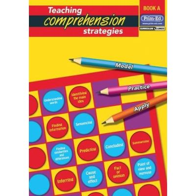 Teaching Comprehension Strategies: Bk. A: Developing Reading Comprehension Skills