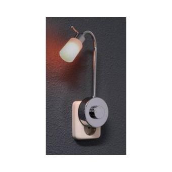 lampe flexible avec variateur intensite eclairage lumiere veilleuse branchement sur prise. Black Bedroom Furniture Sets. Home Design Ideas