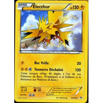 Pokémon Drattak HOLO 160pv 57/108 XY Ciel Rugissant Carte Pokemon Rare neuve fr Collections
