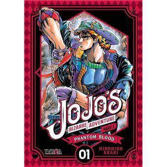 Jojo's bizarre adventure 1-phant