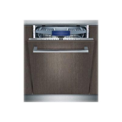 Siemens iQ300 SN636X01KE - Lave-vaisselle - intégrable - Niche - largeur : 60 cm - profondeur : 55 cm - hauteur : 81.5 cm