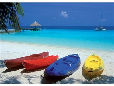 NATHAN PUZZLES - 87508 - Plage des maldives