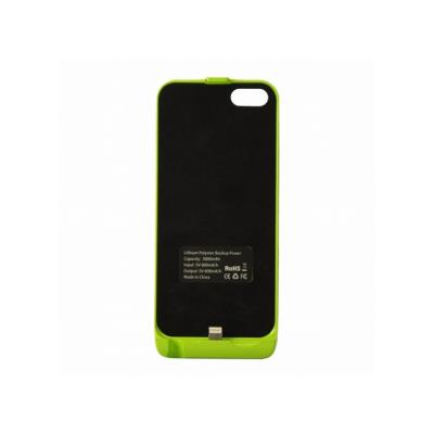 Coque rechargeable 3000 Mah compatible iPhone 5 5 5C Corail