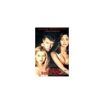 Crueles intenciones - DVD