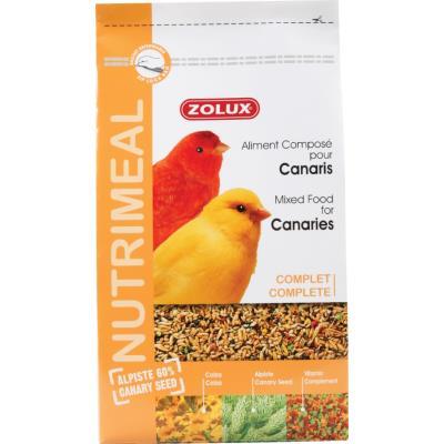 Aliment Nutrimeal Canaris 2.5Kg - Zolux