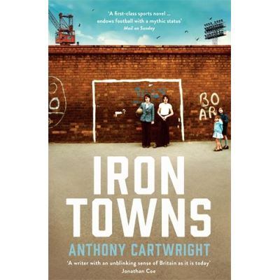 Iron Towns - [Livre en VO]
