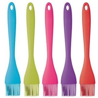KitchenCraft - Pinceau silicone couleur de 26cm (Verte)