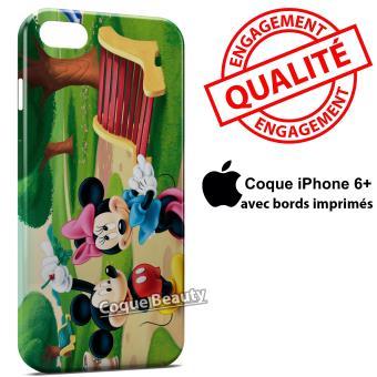 coque iphone 6 plus mickey