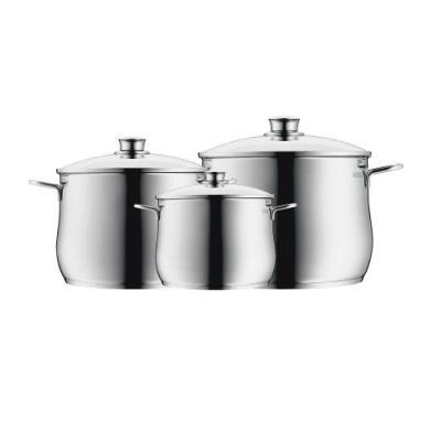 Wmf-diadem plus-casserole-lot de 3