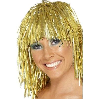 Mondial-fete - Perruque disco or