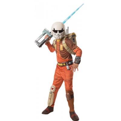 Costume Ezra Star Wars Rebels pour homme - 7-9 ans