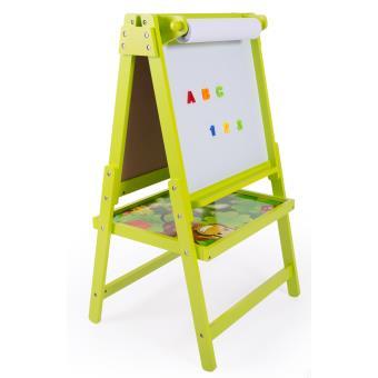 tableau pour enfant coloris vert pegane tableau et pupitre enfant achat prix fnac. Black Bedroom Furniture Sets. Home Design Ideas
