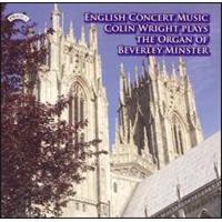 English concert music