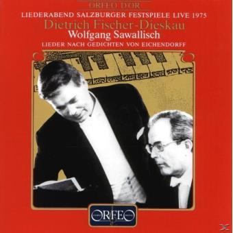 Eichendorff-Lieder - Vinilo
