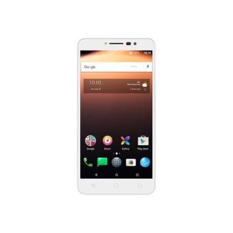 Smartphone Alcatel A3 XL Double SIM 16 Go Blanc et bleu