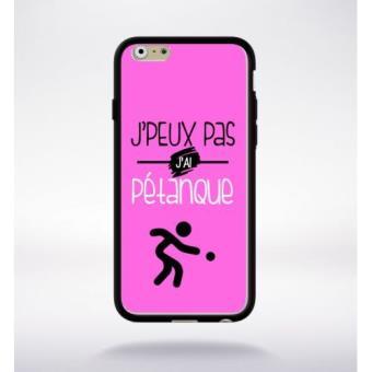 coque iphone 7 petanque