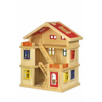Maison Maison Maison de poupée en bois Heidy Maison de poupée Achat & prix | fnac 2d0a7a