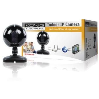 Caméra IP Wifi intérieur Konig - Achat & prix | fnac