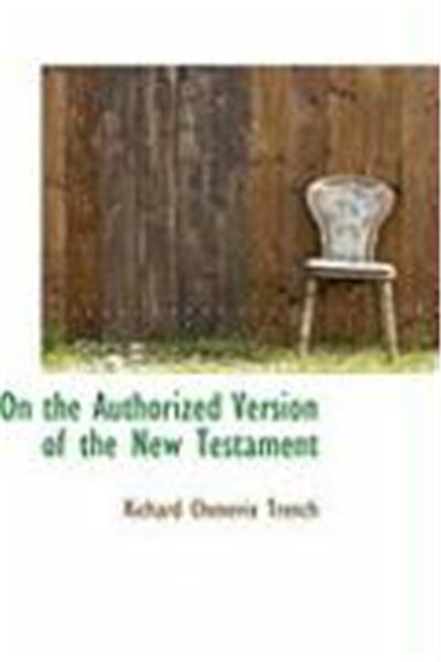 On the Authorized Version of the New Testament