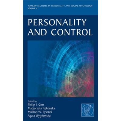Personality And Control (Ewp Warsaw Lectures In Personality And Social Psychology): 4 (Hardcover)