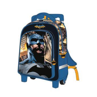 économiser aff8f f405f DC Comics cartable à roulettes 3D Batman, Sac, Top Prix | fnac