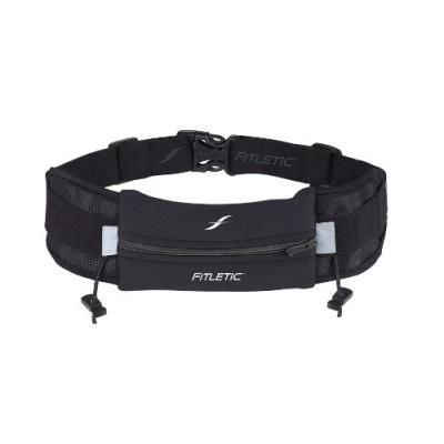 Ifitness ceinture avec poche noprne plus 6 support gel mixte adulte noir taille unique fitletic n06 01