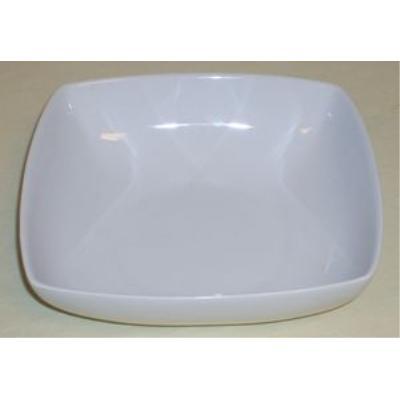 Porcelaine blanche tokyo*saladier 23cm carre blc