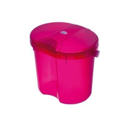 ROTHO BABYDESIGN - 200020210 - POUBELLE À COUCHES - ROSE TRANSPARENT