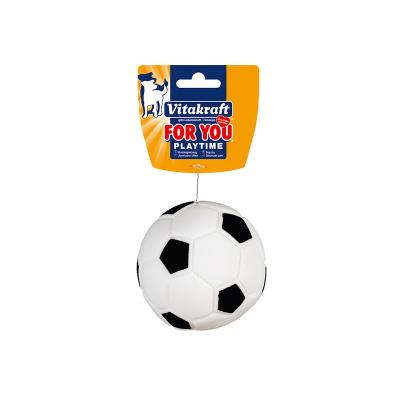 Ballon De Foot En Vinyle - Vitakraft