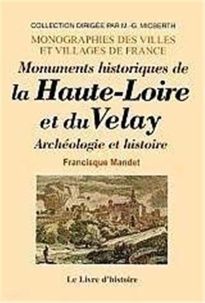 Monuments historiques de la Haute-Loire et du Velay